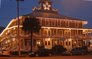 Apalachicola, Gibson Inn