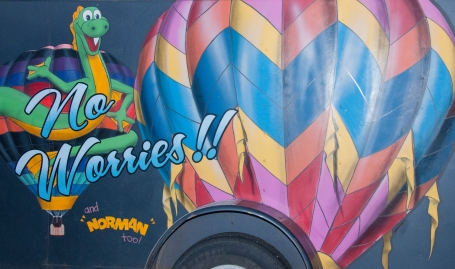 Another Balloon Truck Logo