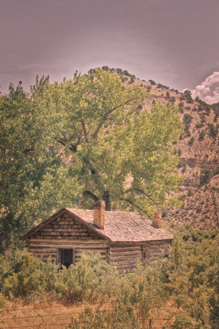 Old Indian Canyon Ranch In HDR