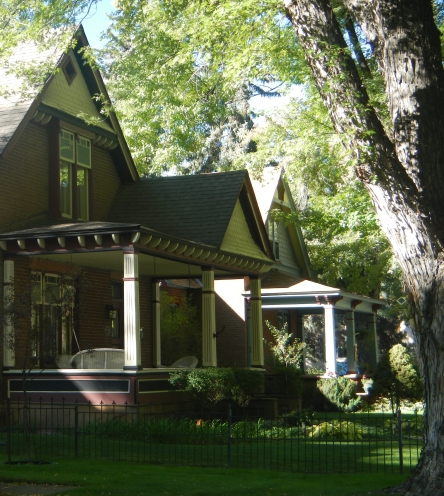 Victorian Homes In Durango
